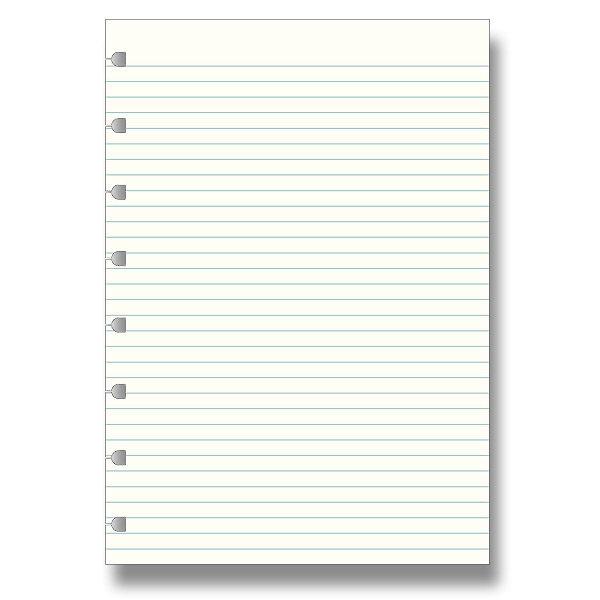 Náhradní listy Filofax Notebook - A5 / linka