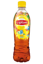 Lipton ledový čaj - Ice Tea Peach 0,5 l