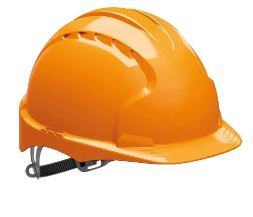 Přilba ochranná EVO 3 - oranožvá