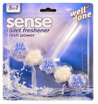 Well done Sense Fresh Power WC blok 50 g
