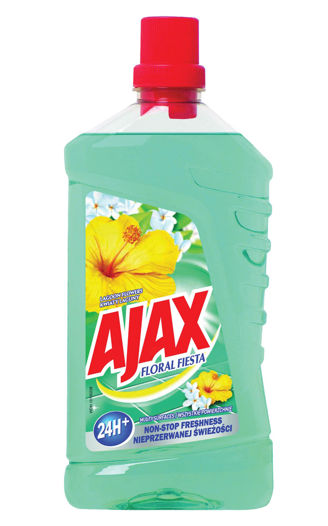 Ajax univerzál - Lagoon Flower / modrý / 1 l
