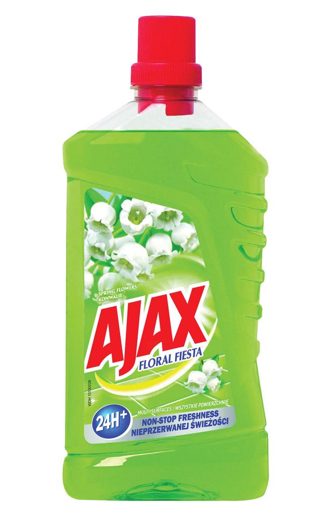 Ajax univerzál - Sprint Flowers / zelený / 1 l