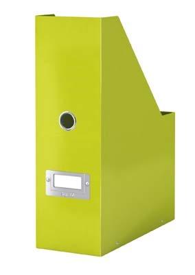 Stojan na časopisy Leitz Click & Store - zelená