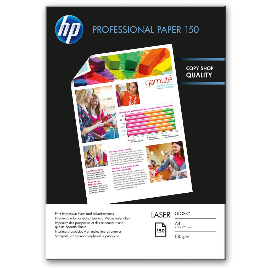 Papír Foto HP - A4 150g / 150L