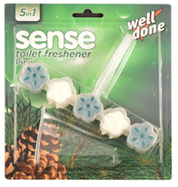 Well done Sense Pine WC blok 50 g