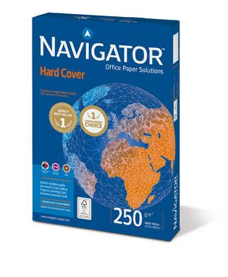 Xerografický papír Navigator Hard Design - A4 250 g / 150 listů