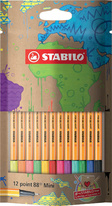 STABILO 688 point 88 MINI 12 ks