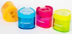 Fandy ořezávátko KEEN 170455 barevný mix