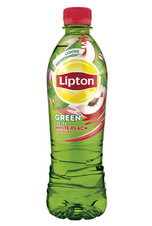 Lipton ledový čaj - Ice Tea White Peach 0,5 l