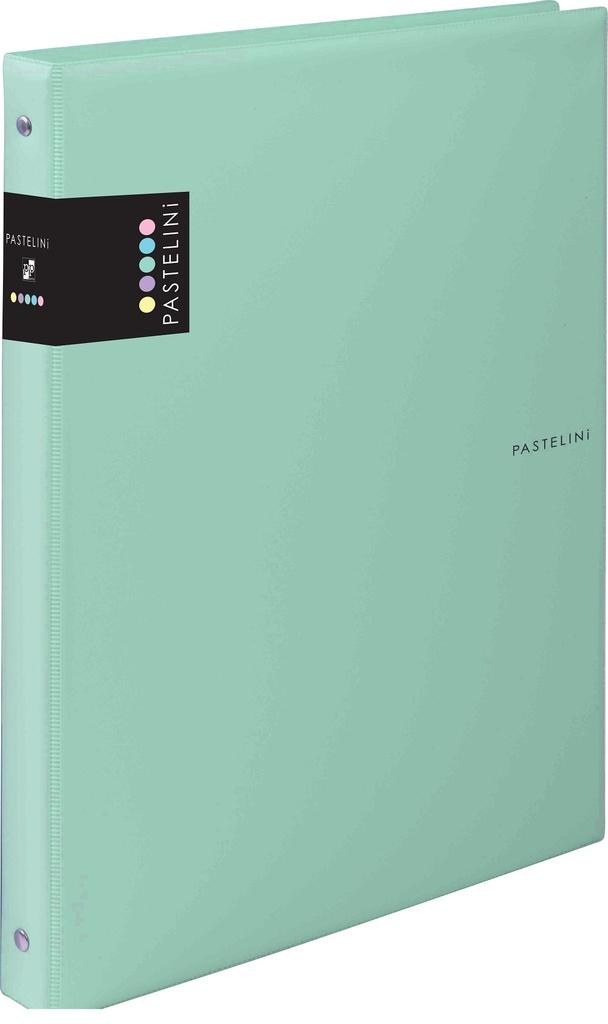 Kroužkové záznamníky Karis PASTELINI - A5 / zelená