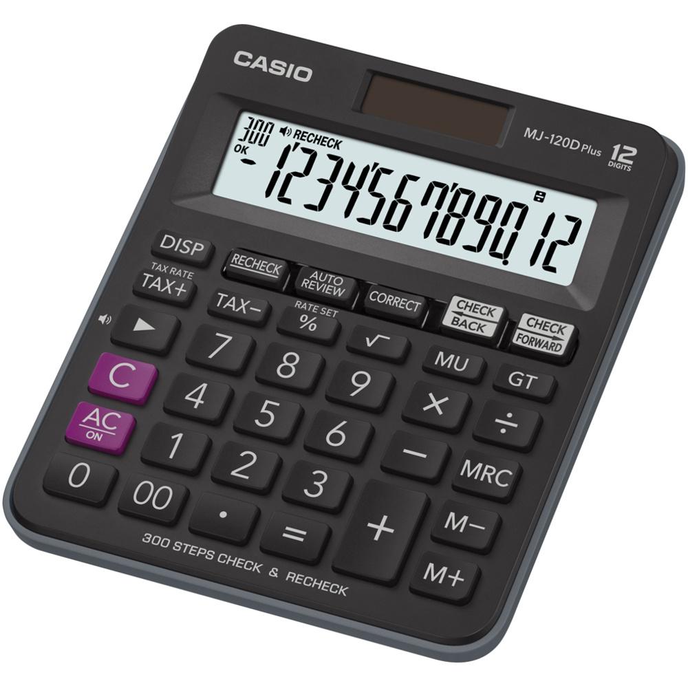 Kalkulačka Casio MJ 120 D - displej 12 míst