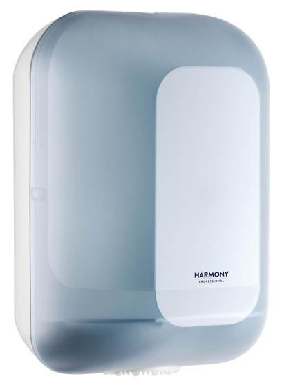 Zásobník na ručníky v rolích Harmony Professional - Maxi / 360 x 240 x 245 mm