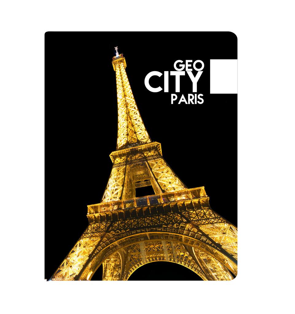 Obal na osobní doklady - Geo city / mix motivů