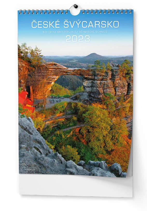 Kalendář nástěnný - České Švýcarsko / BNK4