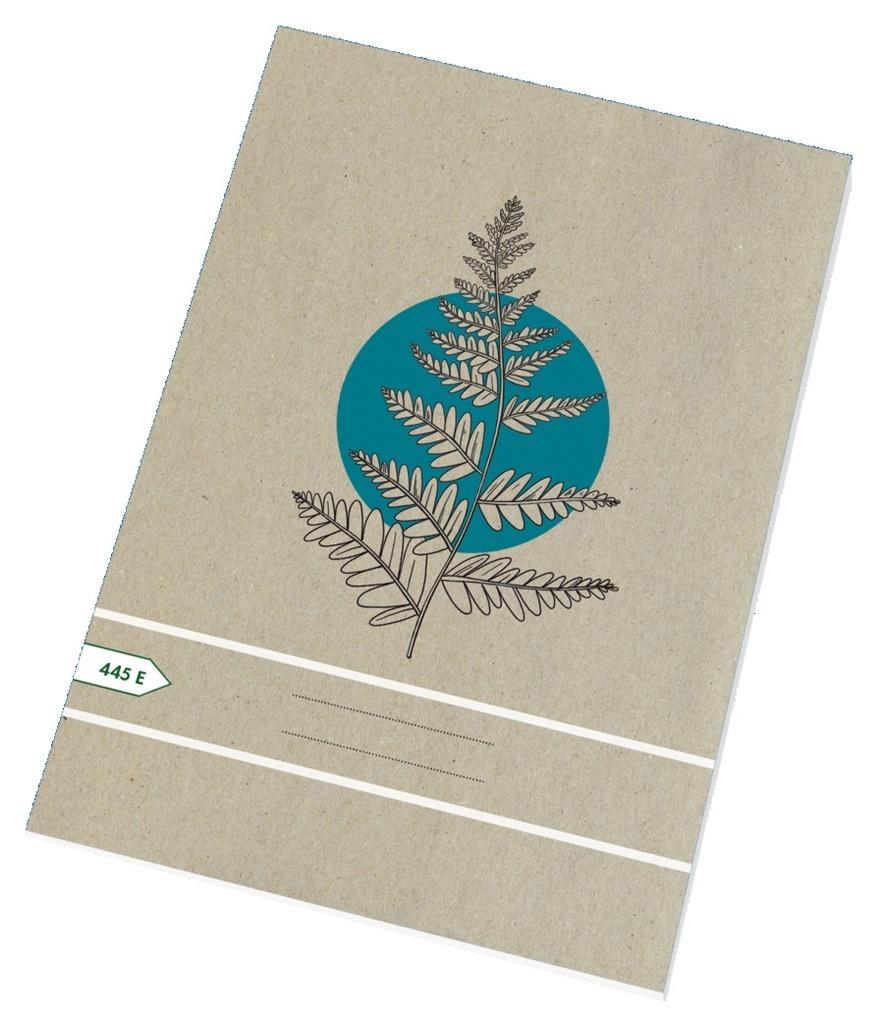 Papírny Brno sešit školní ECONOMY 40 listů A4 čtvereček 445