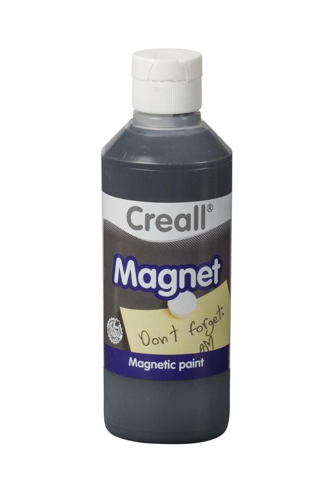 Magnetická barva černá - 250 ml