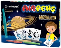 Centropen Airpens 1590 Metalic sada 8 ks