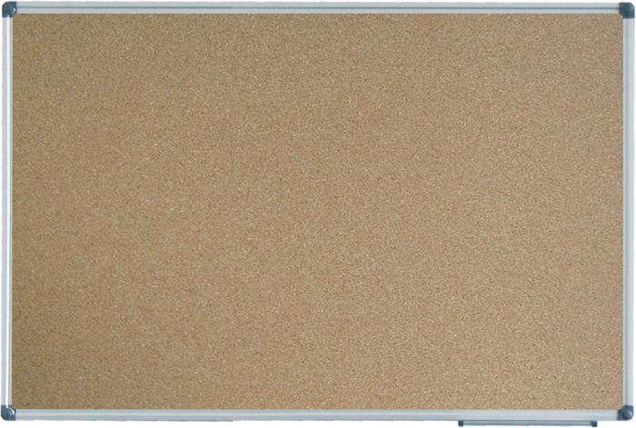 Tabule korkové - 100 x 150 cm / Alu rám