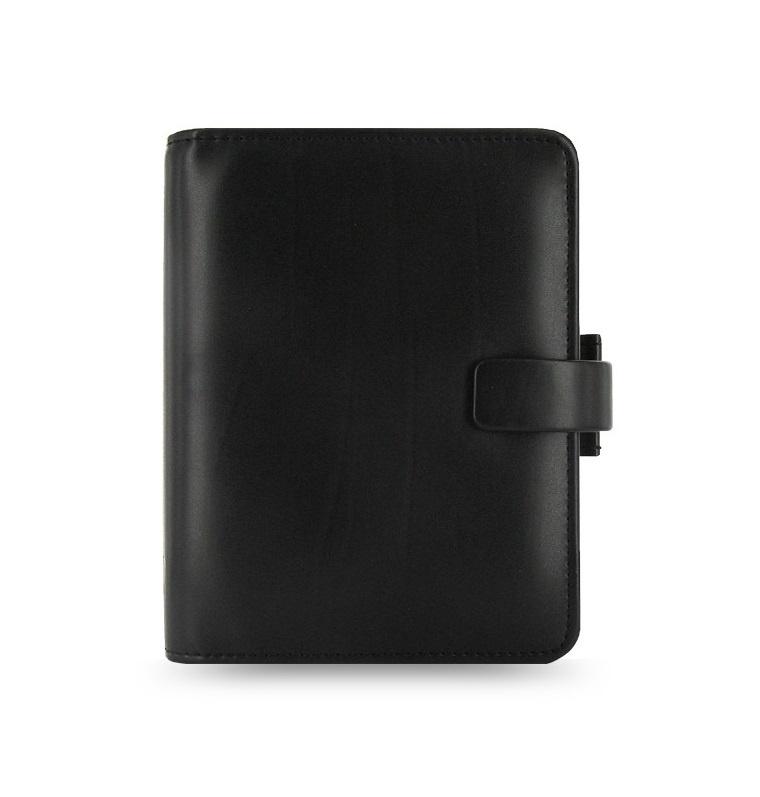 Filofax Metropol A7 kapesní týdenní černá