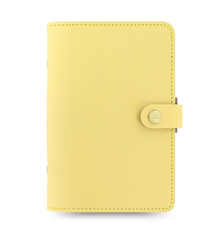 Filofax The Original A6 osobní týdenní lemon