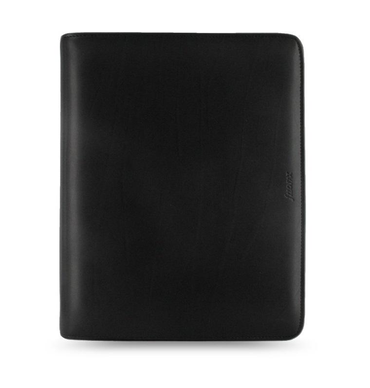 Filofax Metropol Zip A5 týdenní černá