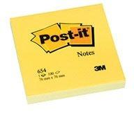 Samolepicí bločky Post-it - 76 mm x 76 mm