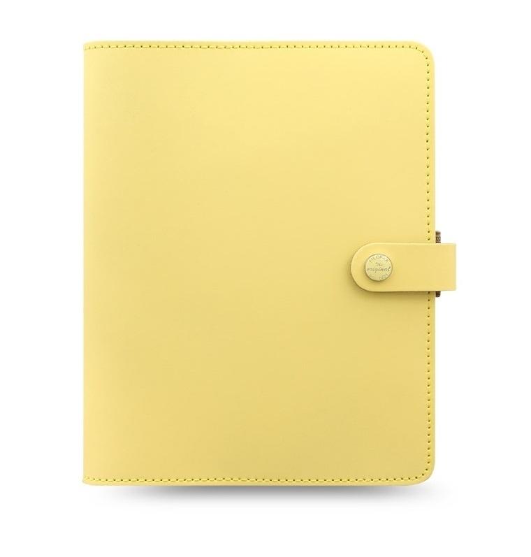Filofax The Original A5 týdenní lemon