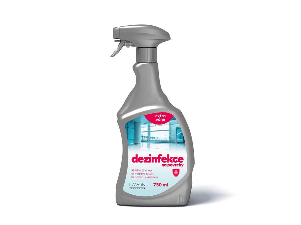 Lavon univerzální dezinfekční čistič 750 ml