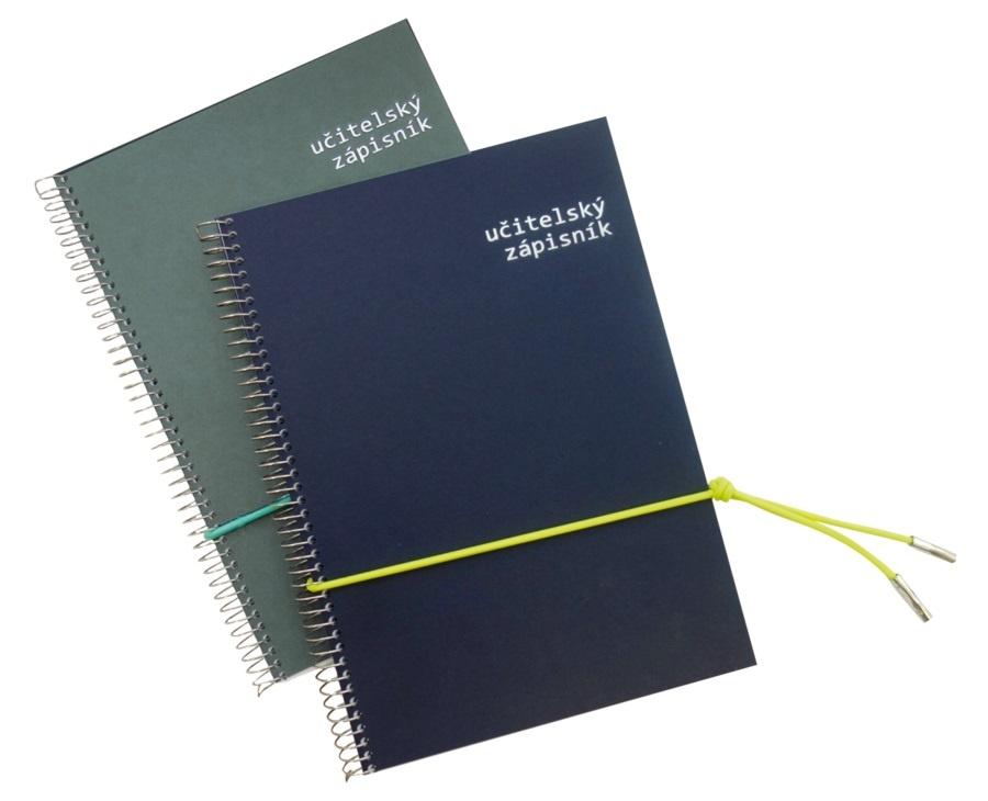 Učitelský zápisník - A5
