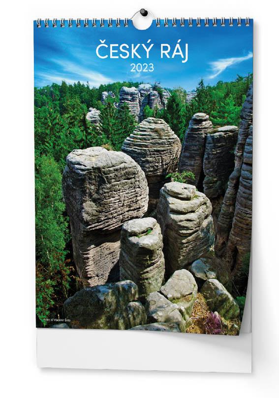 Kalendář nástěnný - Český Ráj / BNK3