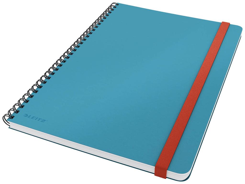 Zápisník Leitz COSY - B5 / linka / klidná modrá