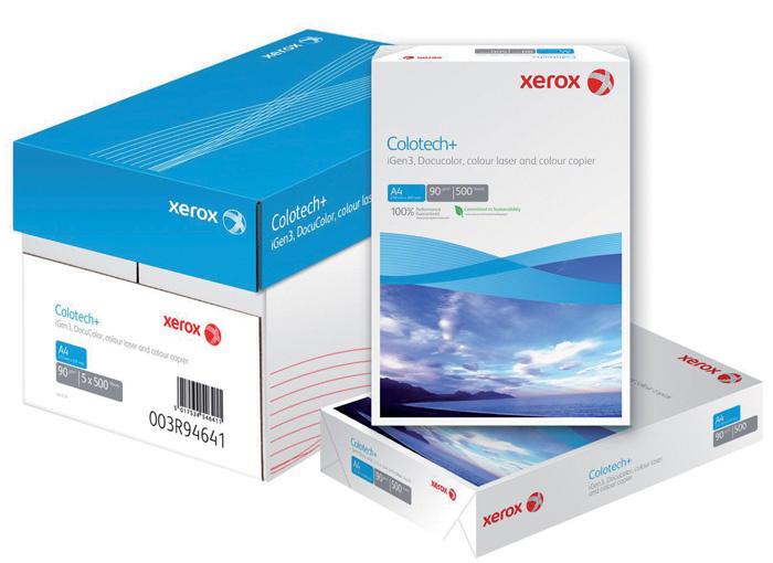 Xerografický papír Colotech + - A3 160 g / 250 listů