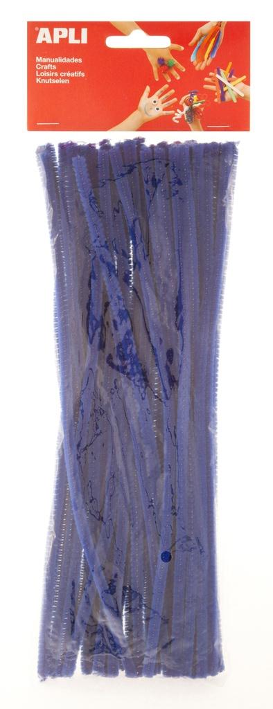 Modelovací drátky APLI modré / 30 cm / 50 ks