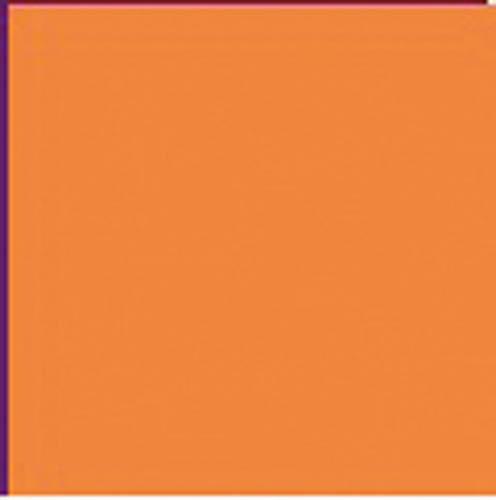 Barevný karton - A4 / 160 g / oranžová
