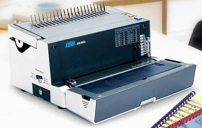 Vazač kroužkový elektrický DSB CB 200e - DSB CB 200e