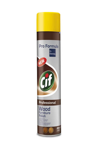 CiF Aerosol 400 ml - na dřevo / 400 ml