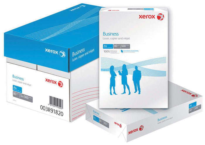 Xerografický papír Xerox Business - A4 80 g / 500 listů