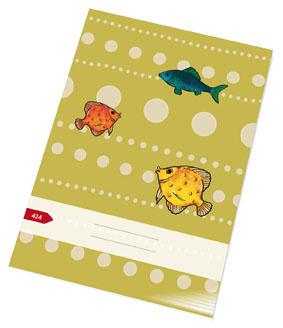 Papírny Brno sešit školní PREMIUM 20 listů A4 linka 424