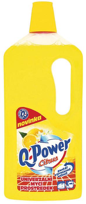 Q Power univerzál - citron / 1 l