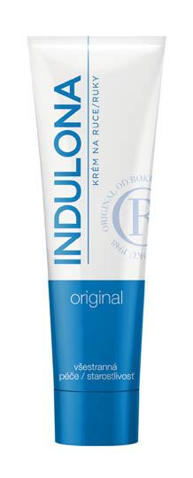 Krém na ruce Indulona - modrá / univerzální / 85 ml