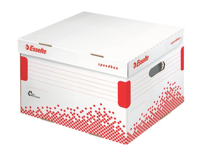 """Archivní kontejner Esselte Speedbox - na boxy """"L"""""""
