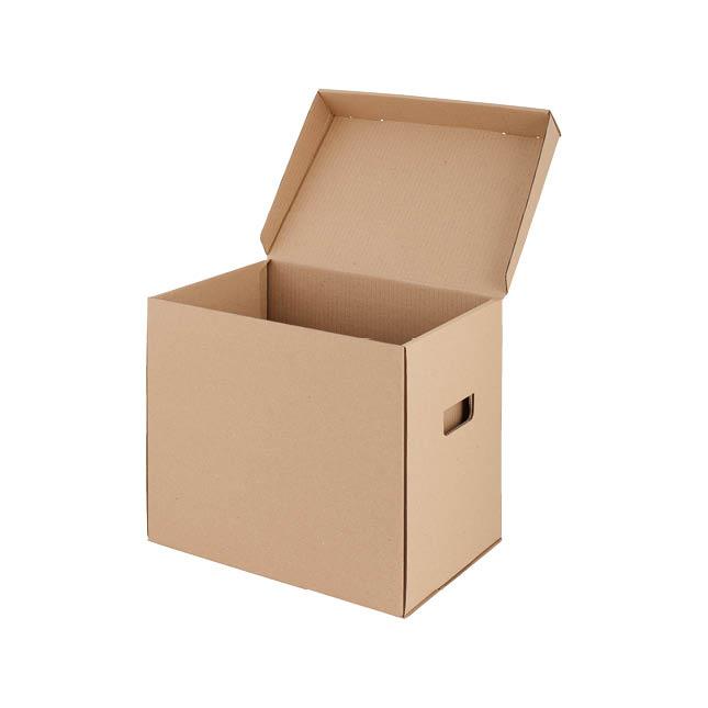 Úložný box Emba - hnědá/ TYP I