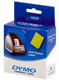 Štítky pro DYMO LabelWritter - 19 x 51 mm / multifunkční papírové / 1 x 500 ks