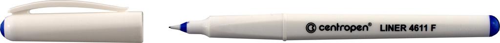 Liner Centropen 4611 F - modrá