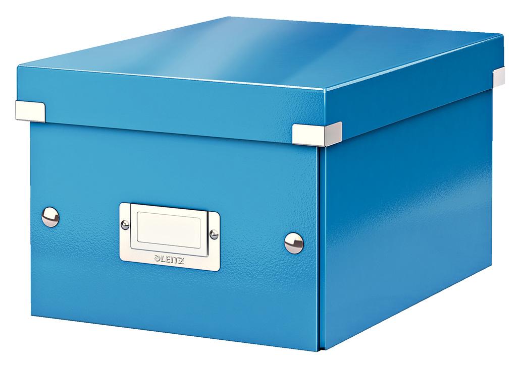 Krabice Leitz Click & Store - S malá / modrá