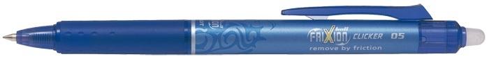 Roller Frixion Clicker 0,5 mm - modrá
