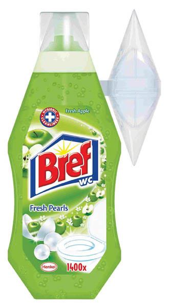 Bref WC gel - Green apple / 360 ml