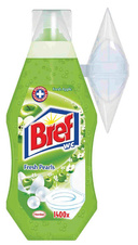 Bref WC Fresh Apple gel 360 ml