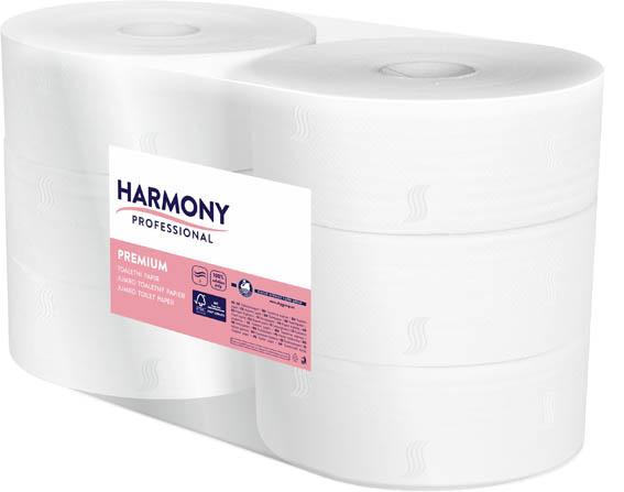 Toaletní papír Jumbo 100 % celulóza - průměr 230 mm