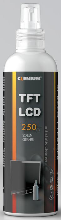 Čisticí spray na obrazovky a monitory Clenium - na obrazovky a monitory / 250 ml